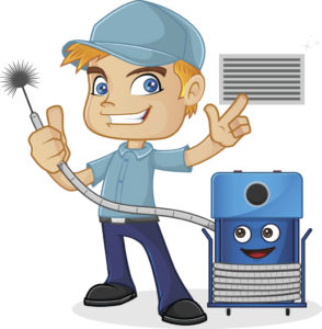 HVAC maintenance: Air Duct Cleaning